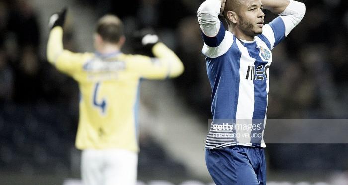 FC Porto: A quebra exibicional de Brahimi