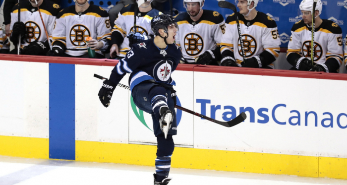 Tanev continues to evolve his game, adding goal scoring this season. Photo Credit: Game On/James Carey Lauder.
