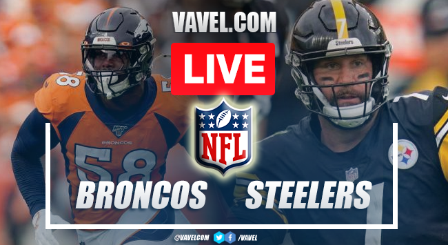Highlights and Touchdowns: Broncos 19-27 Steelers in NFL 2021