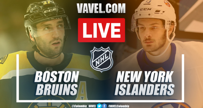 Goals and Highlights Boston Bruins 4-5 New York Islanders in NFL 2021 Playoffs