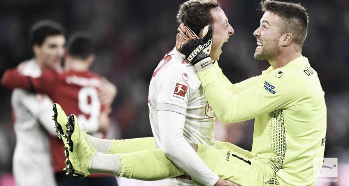 Agónico empate en el Allianz Arena