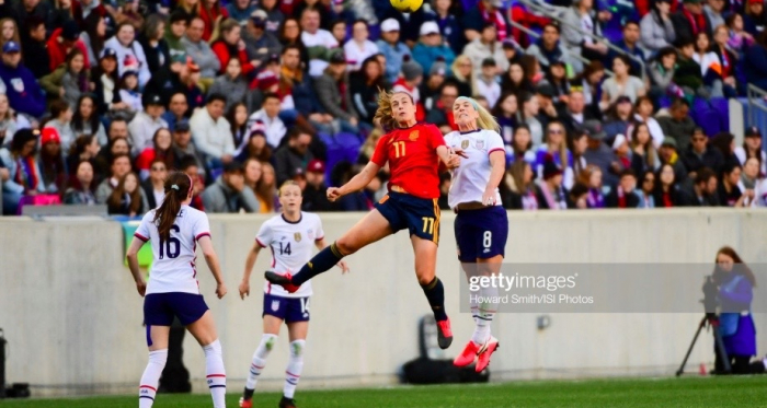 USWNT 2-0 Spain report: US bring out their best to edge out Spanish opposition