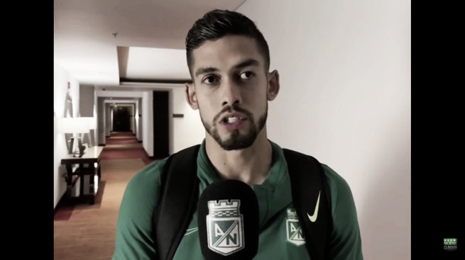 "Andrés el 'Rifle' Andrade: ""Ningún gol es fácil"""