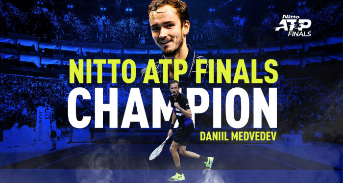ATP Finals 2020, Medvedev batte in finale Thiem