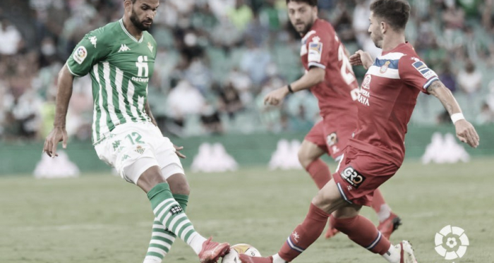 Real Betis Balompié - RCD Espanyol: puntuaciones del Real Betis, 6ª jornada de LaLiga Santander