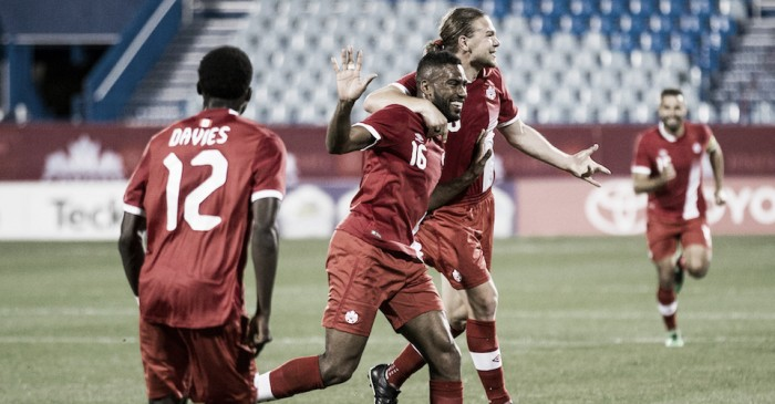 Canada are expected to get a straight-forward win against French Guiana | Source: canadasoccer.com