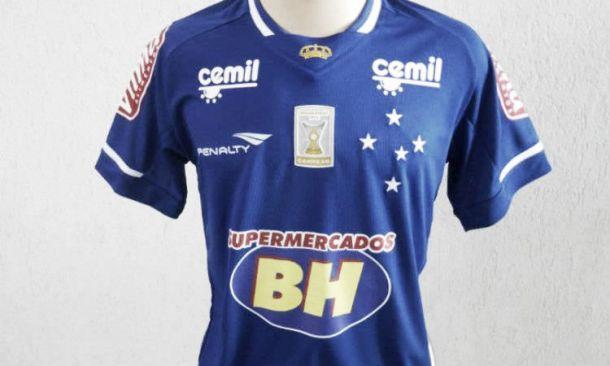 Cruzeiro anuncia Supermercados BH como novo patrocinador master