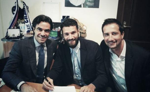Candreva renova contrato com a Lazio até 2019