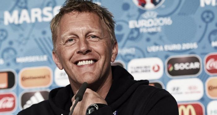 "Hallgrímsson: ""No queremos ser como España o Brasil, seríamos siempre una réplica"""