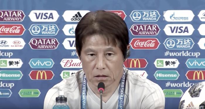 """Akira Nishino: """"Podemos jugar aún mejor, todavía no hemos mostrado nuestra mejor actuación en este Mundial """""""