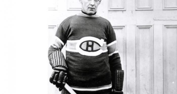Georges Vézina, le premier rempart du Canadien