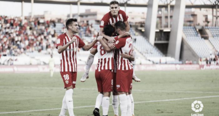 Resumen de la temporada 2018/2019: UD Almería, una ilusión llamada ascenso que se escapó