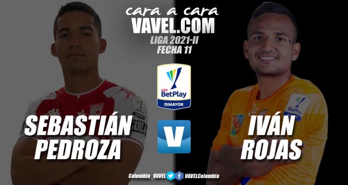 Cara a cara: Sebastián Pedroza vs Iván Rojas