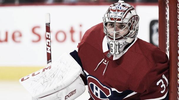 Carey Price, portero de los Montreal Canadiens | ESPN.com