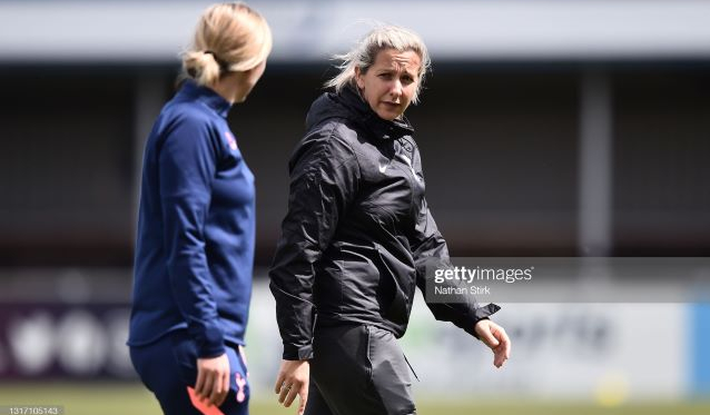 Carla Ward appointed as Aston Villa Women's manager