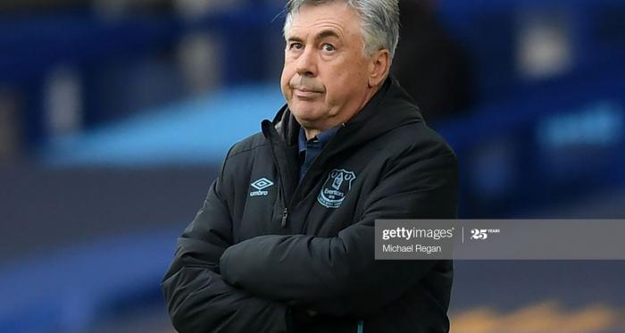 Carlo Ancelotti: We were much better in the second-half