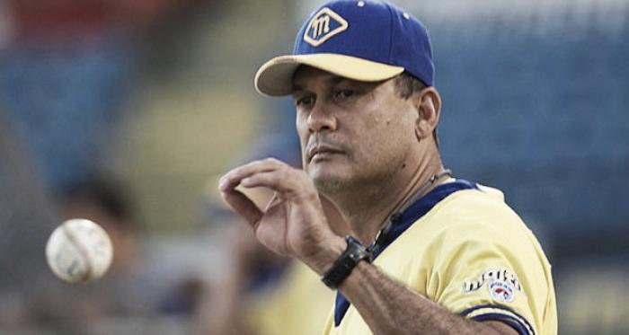 García buscará ayudar a los de Aragua en la temporada 2017-2018 / Foto: El Abonado.