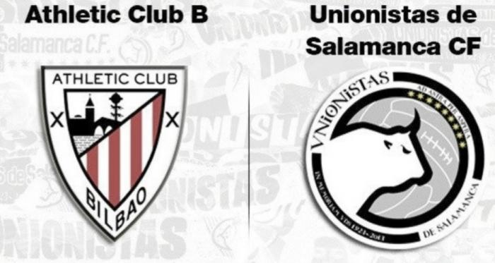 Athletic B - Unionistas: Foto: @UnionistasCF