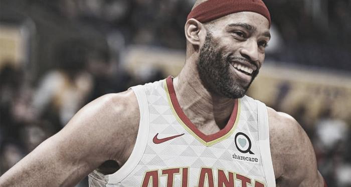 Vince Carter no se retira y tendrá una nueva experiencia en Atlanta. Foto: Open Court- Basketball