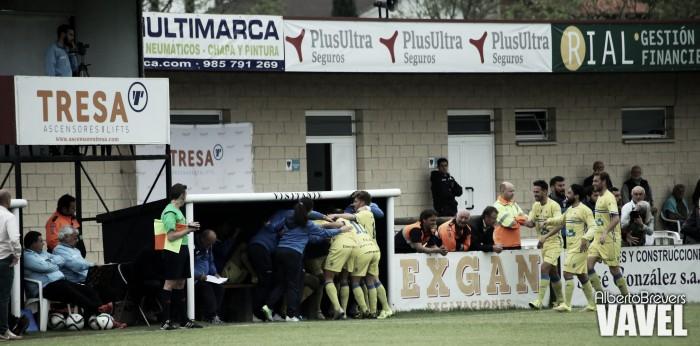Fotos e imágenes del CD Lealtad - Arandina CF; 37ª jornada del Grupo I de Segunda División B