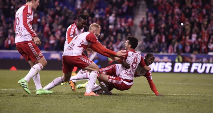 New York Red Bulls Fight Back For Victory Against Houston Dynamo