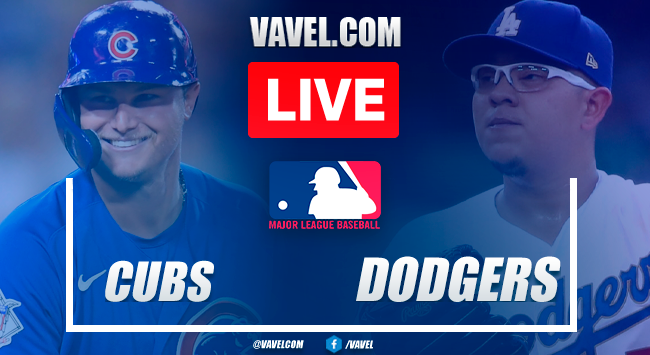 Highlights and runs: Chicago Cubs 2-3 Los Angeles Dodgers in 2021 MLB