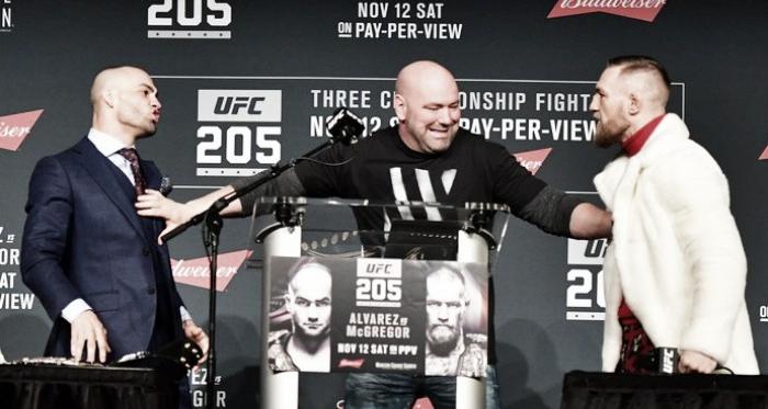 Nova York recebe UFC com card repleto de estrelas