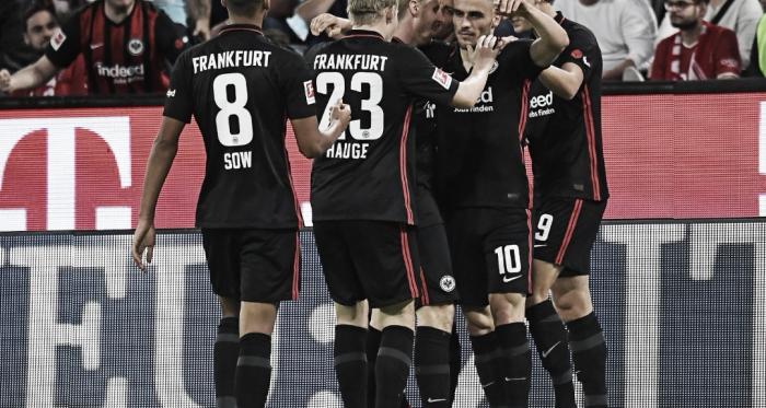 Previa Eintracht Frankfurt vs Olympiakos: a la conquista del primer puesto