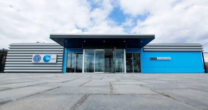 New York City FC unveil new training facility