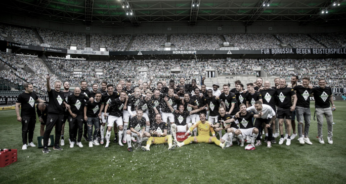El Borussia M'gladbach regresará a la Champions League tres temporadas después