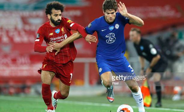 Liverpool 1-1 Chelsea: Dogged Chelsea see out entertaining stalemate with Liverpool