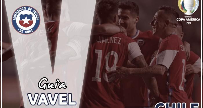 Guía VAVEL, Copa América 2021: Chile