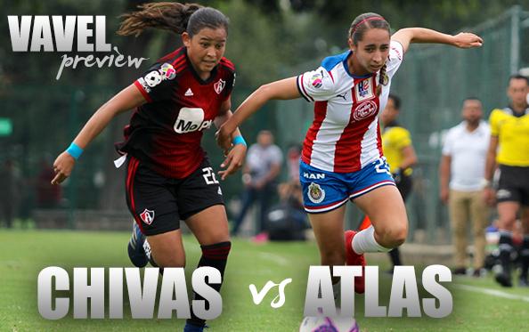 Liga MX Femenil: Chivas vs Atlas preview