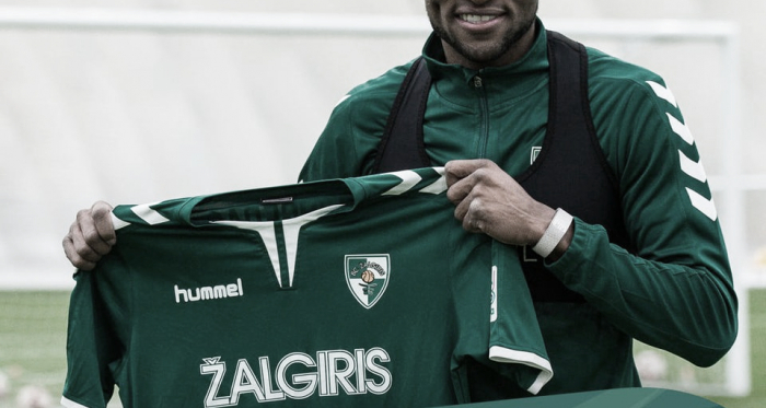 Com passagens pelo Sampaio Corrêa, atacante Choco acerta negociação com Kauno Zalgiris/LIT