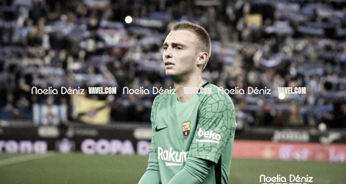 Jasper Cillessen se sigue saliendo con su selección a pesar de no jugar en el Barça   Foto: Noelia Déniz (VAVEL.com(