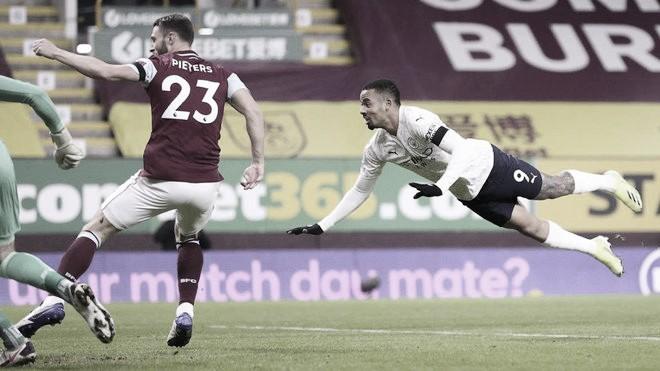 Previa Manchester City - Burnley: en busca de la cima