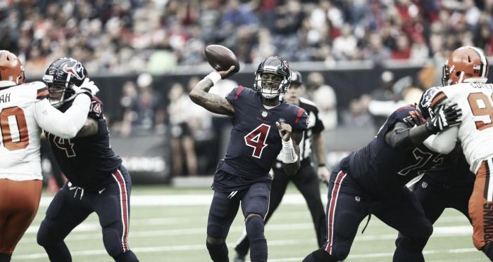 Houston es líder de la AFC Sur // Foto: Texans
