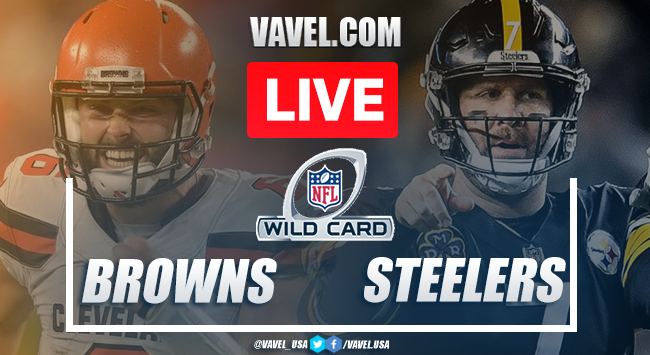 Touchdowns and Highlights: Cleveland Browns 48-37 Pittsburgh Steelers, Wild Card NFL Playoff