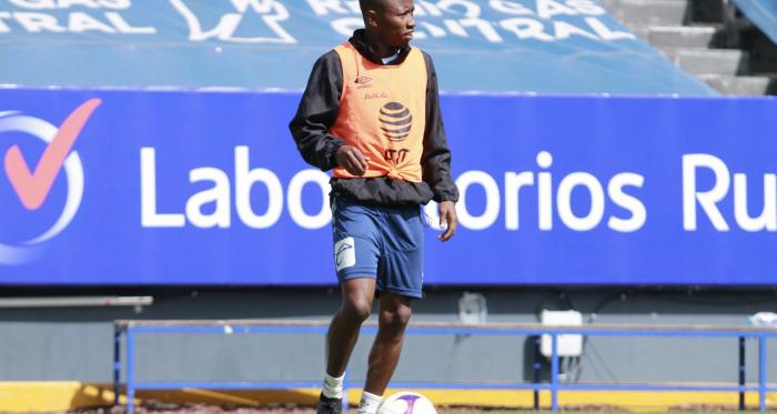 """Clifford Aboagye: """"Tenemos un equipo muy competitivo"""""""