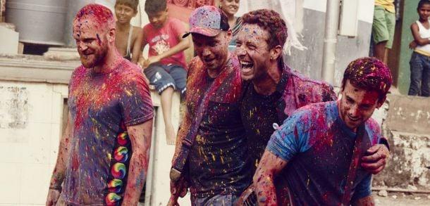 Foto: Coldplay