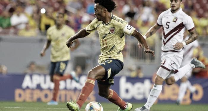 Foto: Selección Colombia