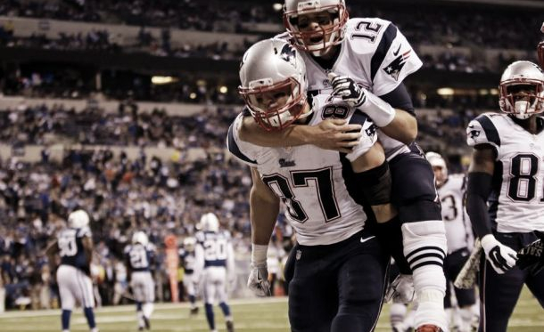 Así atacan los New England Patriots