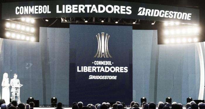 Sorteo de la Libertadores 2017. Foto: Nexo Gol
