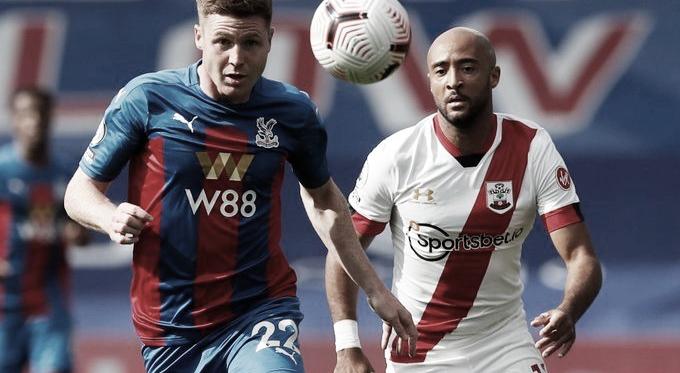 Com gol de Zaha, Crystal Palace vence Southampton na estreia da Premier League