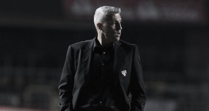 Crespo elogia Atlético-MG, empate do São Paulo e diagnostica futebol brasileiro