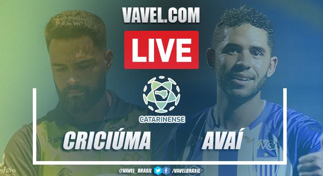 Gols e melhores momentos Criciuma 0 x 1 Avai