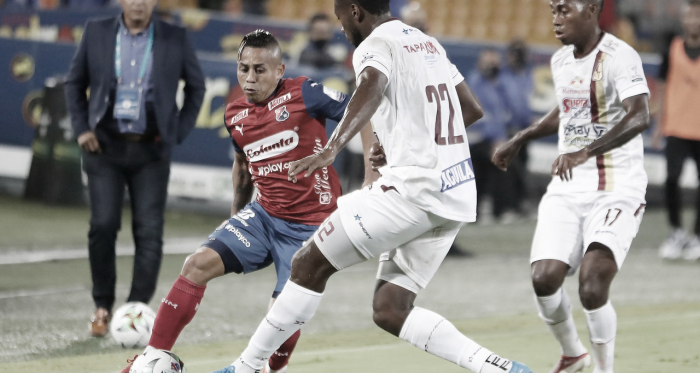 Medellín y un nuevo empate con sabor a derrota