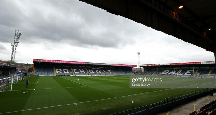 Rochdale 0-0 Ipswich Town: Blues held by bottom club Dale