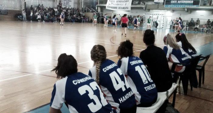 Arrancó el Nacional Adulto en Comodoro Foto: Confederación Argentina de Handball