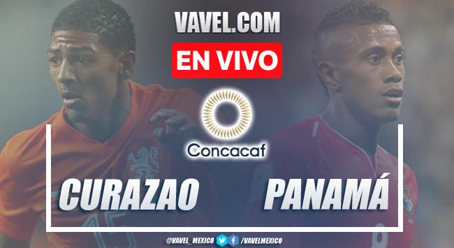 Resumen y mejores momentos del Curazao 0-0 Panamáen Eliminatorias CONCACAF